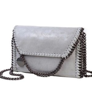 Handbags - Gray Shoulder Bag